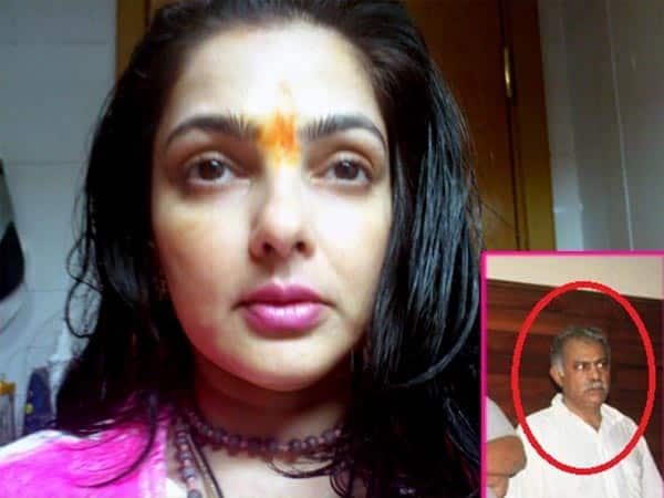 Revealed: Mamta Kulkarni's husband Vijay Goswami arrested for drug trafficking – view pic!