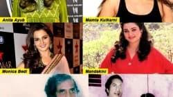 Mandakini, Monica Bedi, Sona, Anita Ayub, Mamta Kulkarni