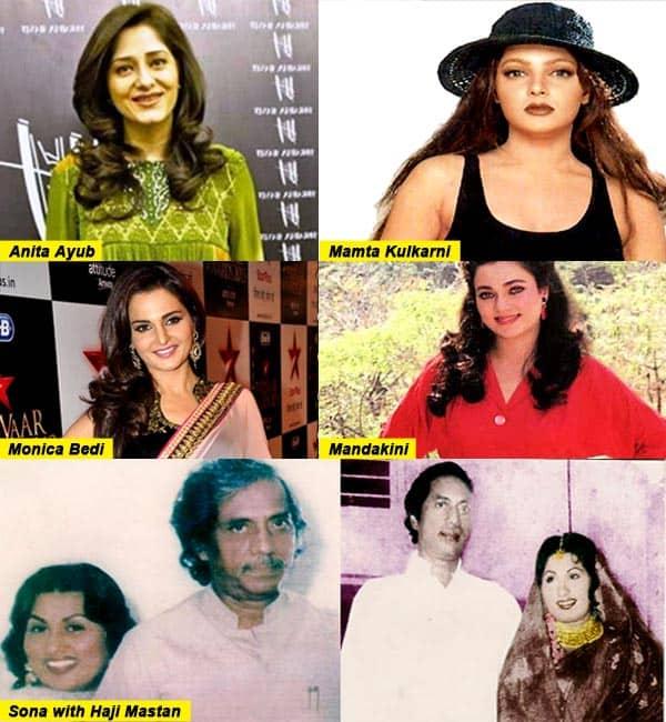 Mamta Kulkarni Monica Bedi And Mandakini Actresses With An Underworld Connection