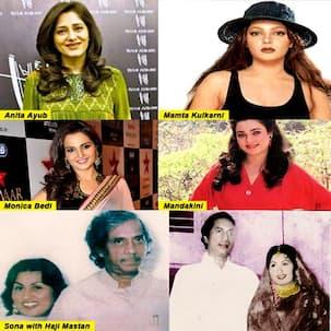 Mamta Kulkarni, Monica Bedi and Mandakini - actresses with an underworld connection
