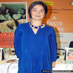 Pooja Bhatt believes filming of food is an art!