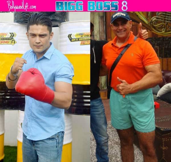 Khatron Ke Khiladi 6 contestant Siddharth Bhardwaj wants Bigg Boss 8's Puneet Issar to lose his shorts!