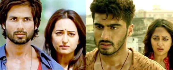 5 Reasons Why Arjun Kapoor And Sonakshi Sinhas Tevar Reminded Us Of