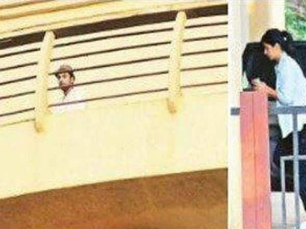 OMG: Ranbir Kapoor and Katrina Kaif spotted at their new love nest – view pic!
