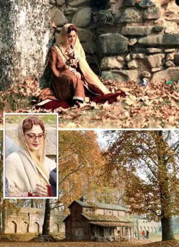 Leaked! First look of Rekha from Katrina Kaif-Aditya Roy Kapur's Fitoor