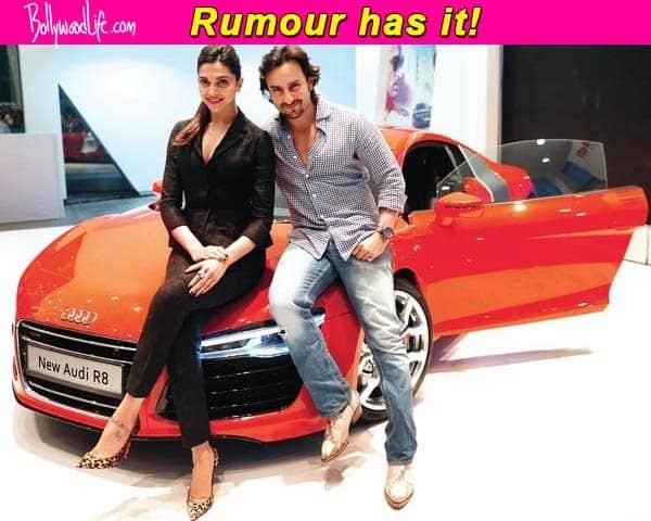 Deepika Padukone to star alongside Saif Ali Khan in Sujoy Ghosh's next?