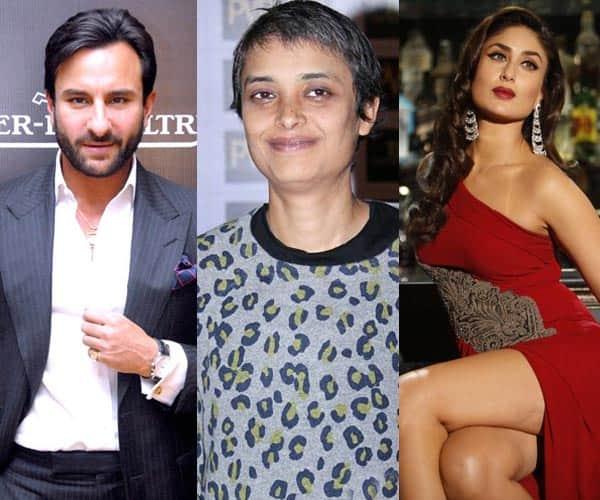 After Kareena Kapoor Khan, now hubby Saif Ali Khan to work with Reema Kagti!