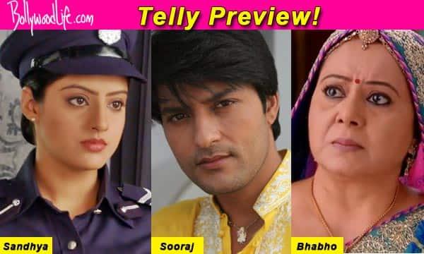 Diya Aur Baati Hum: Will Sandhya succeed in saving Sooraj and Bhabho? Watch video!