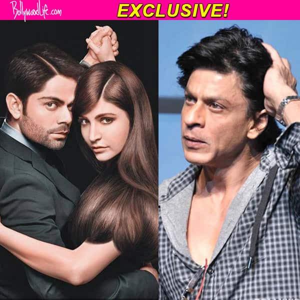 Virat Kohli replaces Shah Rukh Khan to romance Anushka Sharma in YRF's next?