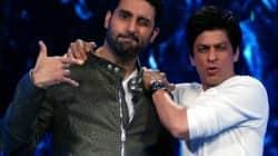Shah Rukh Khan, Abhishek Bachchan, Happy New Year, Kabhi Alvida Na Kehna