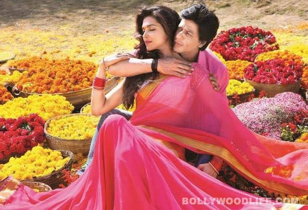 Before Happy New Year, Shah Rukh Khan-Deepika Padukone made 142 mistakes in Chennai Express – Watch video!