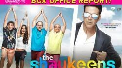 Box Office update