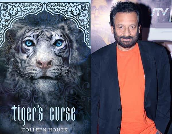 Shekhar Kapur to direct Colleen Houck's Tiger's Curse movie adaptation!