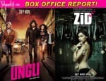 Box office report: Emraan Hashmi starrer Ungli and Mannara's debut film Zid off to a sluggish start!
