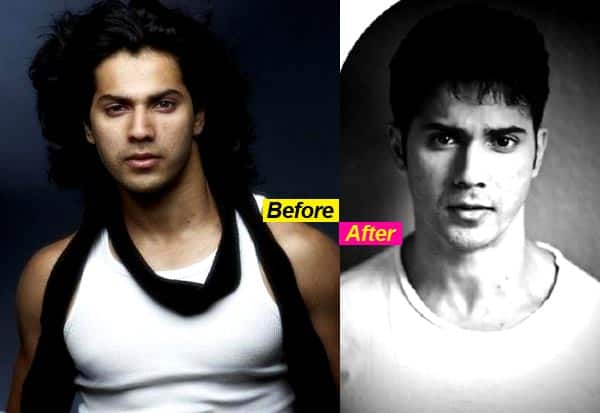 In pics: Varun Dhawan before his Bollywood debut or now, which do you like better? Vote!