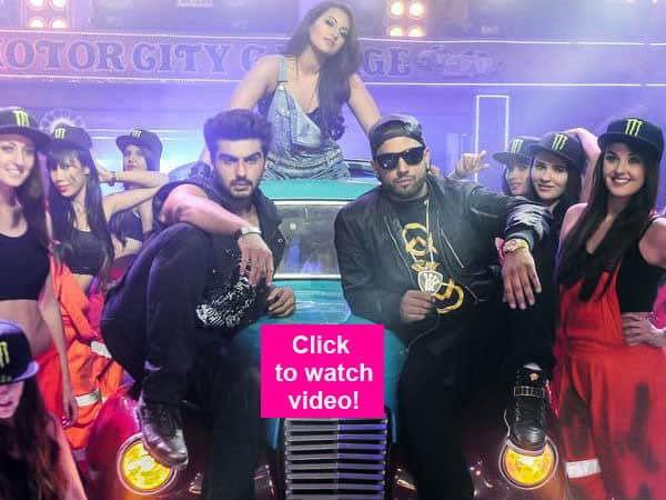 Tevar Song Let's Celebrate: Arjun Kapoor and Sonakshi Sinha redefine swag with this ultra cool club number!