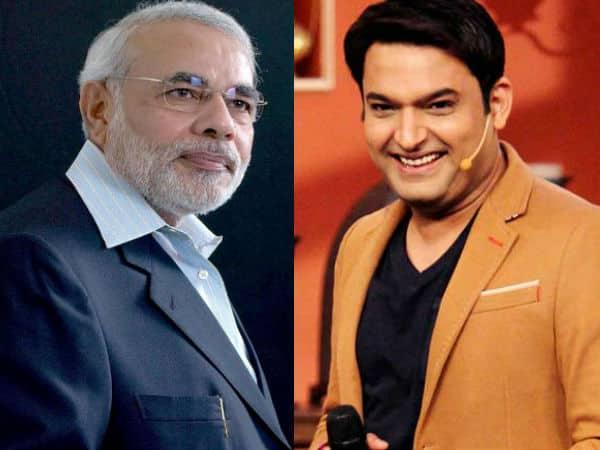 PM Narendra Modi challenges Kapil Sharma to take up Swachh Bharat Abhiyaan