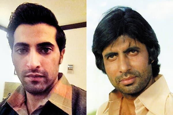 Akshay Oberoi's look in Aditya Roy Kapur's Fitoor inspired by Amitabh Bachchan?