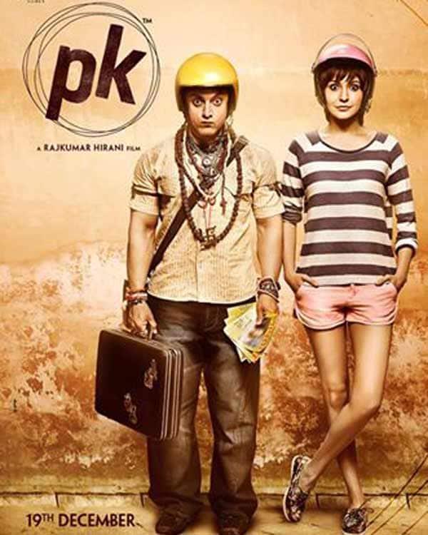 PK live tweet review: Confirmed! Aamir Khan plays an alien in the film!