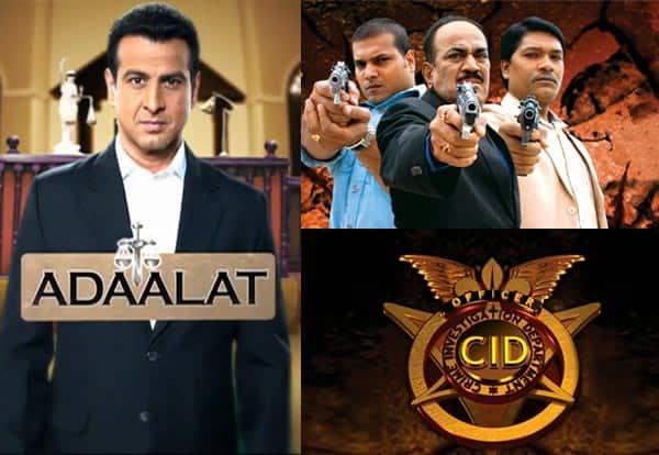 C I D and Adaalat teams up for a telefilm - Bollywood News & Gossip
