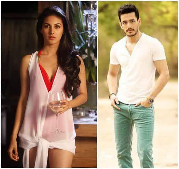 Akhil Akkineni to romance Amyra Dastur!
