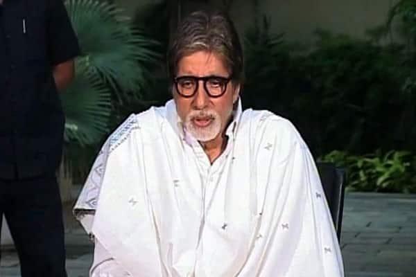 Amitabh Bachchan: Venturing into politics was a mistake
