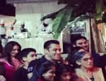 EXCLUSIVE Inside pictures of Salman Khan's midnight Birthday bash at Panvel farmhouse