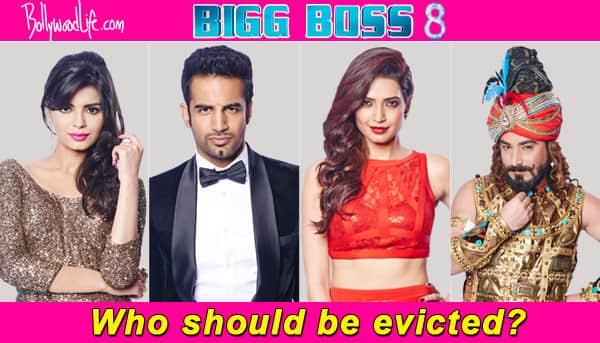 Bigg Boss 8: Praneet Bhatt, Sonali Raut, Upen Patel, Karishma Tanna – who should be eliminated this week?