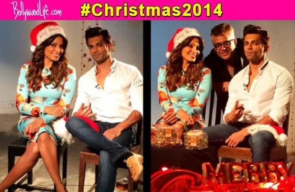 Christmas 2014: Season's greetings from Bipasha Basu and Karan Singh Grover
