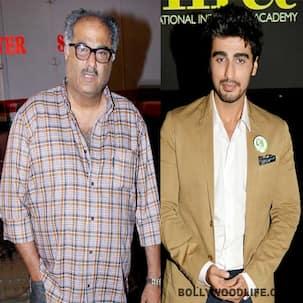 Why did Arjun Kapoor refuse a lot of Boney Kapoor films before signing Tevar?