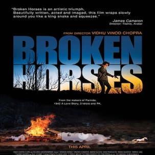 Vidhu Vinod Chopra's Hollywood film Broken Horses to release on April 10, 2014