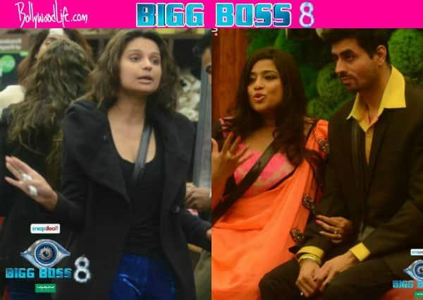 Bigg Boss 8: RJ Malishka mocks Dimpy Ganguly!
