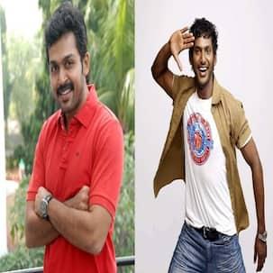 After Anjaan debacle, director Lingusamy to work with Karthi and Vishal!