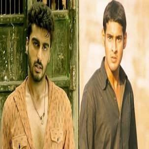 Mahesh Babu impressed with Arjun Kapoor's Tevar!
