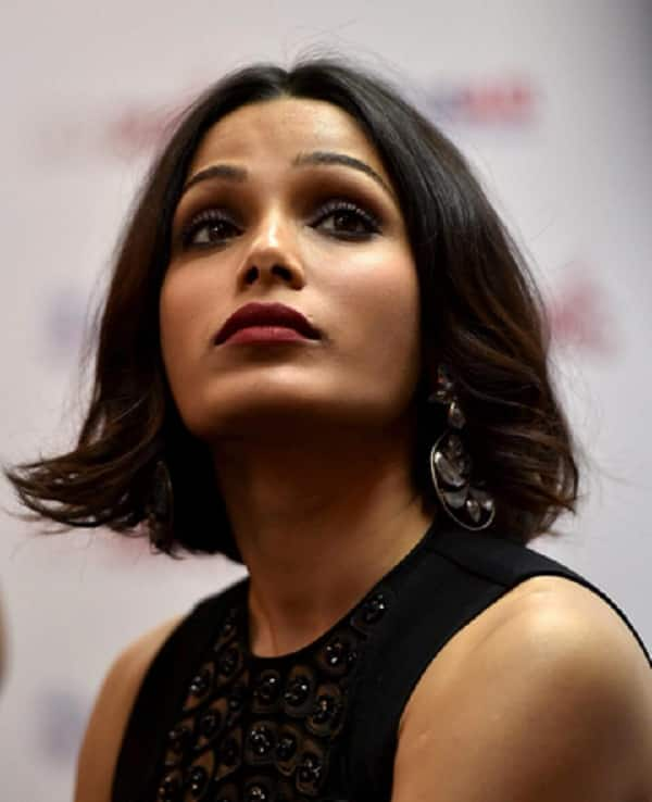 Freida Pinto lashes out at the Indian media for circulating rumours ...