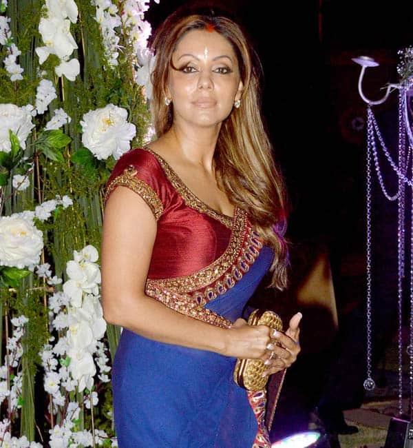 Watch video – When Gauri Khan danced on Salman Khan's hit number Jumme KiRaat…