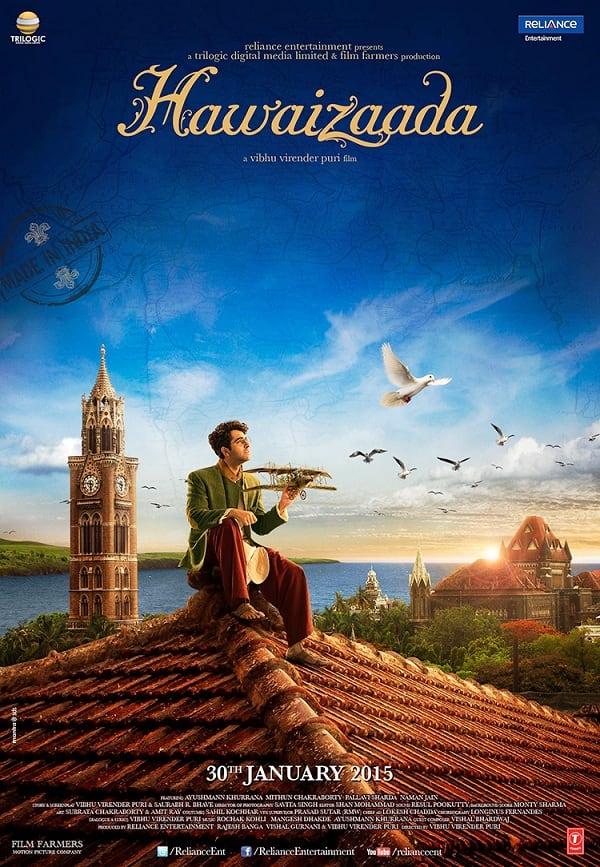 Hawaizaada trailer: Ayushmann Khurrana's biopic on Shivkar Bapuji Talpade shows history like never before!