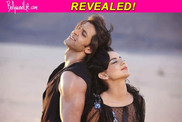 Hrithik Roshan and Kangana Ranaut in a relationship?
