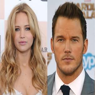Jennifer Lawrence beats Chris Pratt on Forbes list of highest-grossing actors