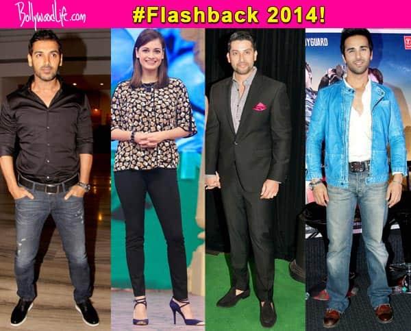 Bollywood hitches of 2014: John Abraham, Dia Mirza, Aftab Shivdasani, Pulkit Samrat tied the knot this year