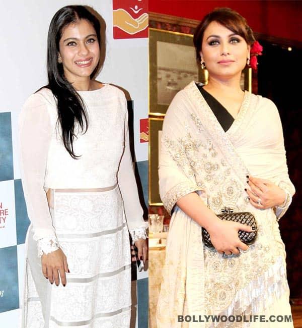 After Karan Johar, Kajol patches up with Rani Mukerji!