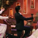 Shah Rukh Khan and Kajol make fun of Kapil Sharma on Comedy Nights with Kapil – watch video!