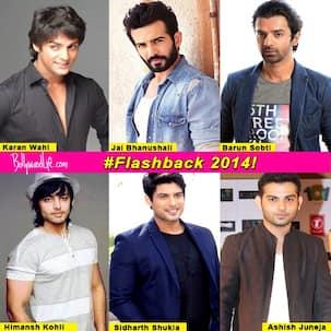 Best of 2014: Karan Wahi, Barun Sobti, Siddharth Shukla or Jay Bhanushali - Which TV actor had the best filmy debut?