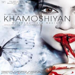 Gurmeet Choudhary-Ali Fazal-Sapna Pabbi's Khamoshiyan turned into a novel!