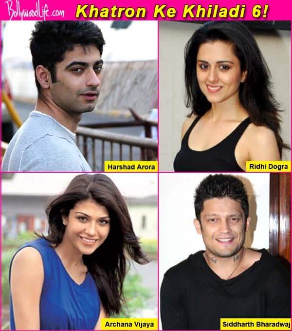 Khatron Ke Khiladi 6: Ridhi Dogra, Harshad Arora, Siddharth Bhardwaj, Archana Vijaya eliminated