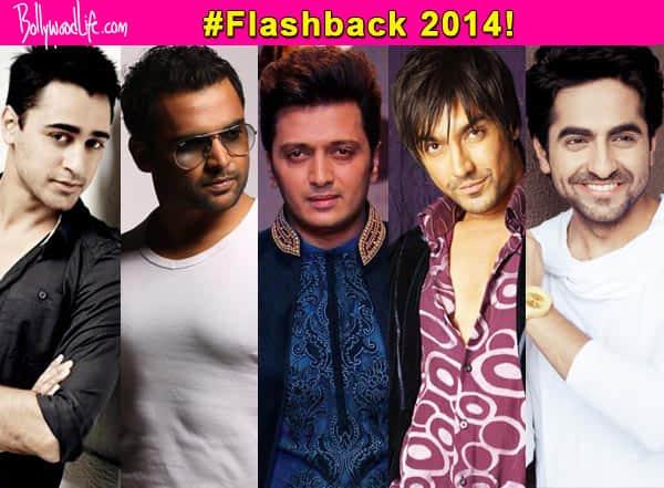 Imran Khan, Ayushmann Khurrana, Riteish Deshmukh – B-Towners who entered parenthood in 2014!
