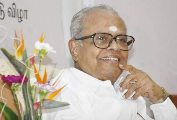 Kollywood demands memorial statue in remembrance of late K Balachander