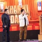 pic-2--SHAH-RUKH-KHAN-&-SALMAN-KHAN-WITH-RAJAT-SHARMA-AT-PRAGATI-MAIDAN-031214