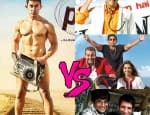 Why Rajkumar Hirani's PK is NOT as good as Aamir Khan's 3 Idiots and Sanjay Dutt's Munnabhai…