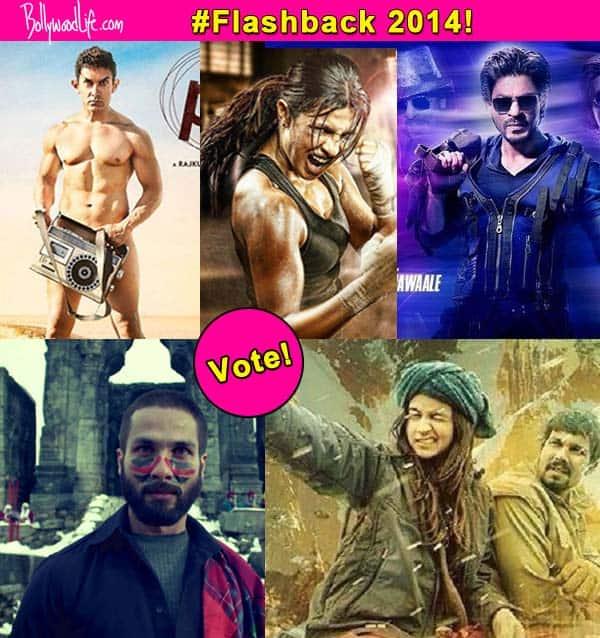 Best of 2014: Aamir Khan's PK, Priyanka Chopra's Mary Kom, Shah Rukh Khan's Happy New Year- trailers that piqued our interest